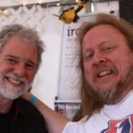 Chuck Leavell of the Rolling Stones and Tim