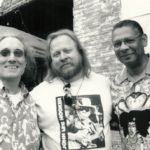 Michael Frank , Tim Woods and The Electric Man clarksdale Ms